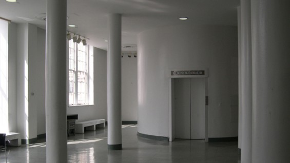Third Floor Lobby, Foundation Building.