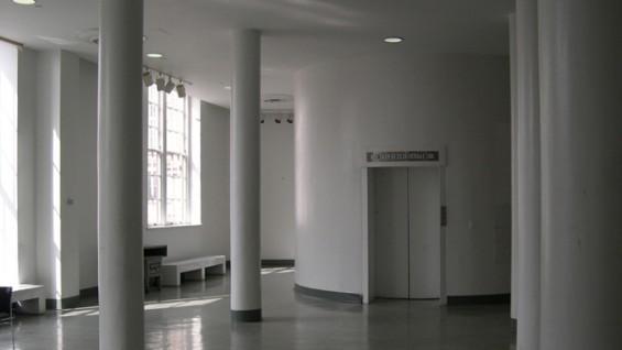 Third Floor Lobby, Foundation Building.