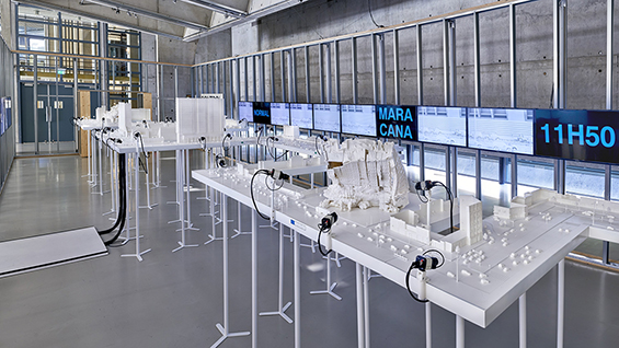Control Syntax Rio, project by Farzin Lotfi-Jam and Mark Wasiuta. Photo Courtesy of Pim Top.