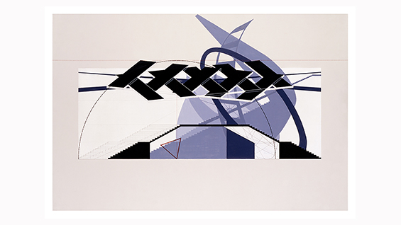 Analysis: USSR Pavilion, Konstantin Melnikov. Charles Krekelberg. Design III, Spring 1995