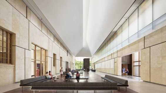 TWBTA--The Barnes Foundation, Philadelphia | Photo by Michael Moran