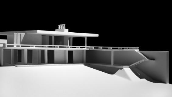House II in Kavouri: Constantin DeCavallas, 1968