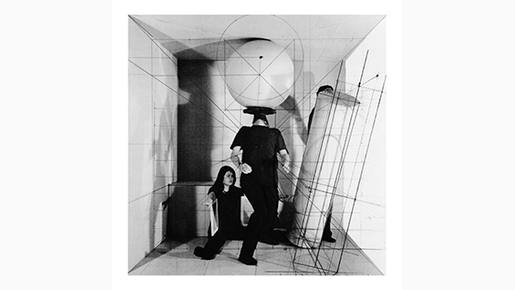 Cube Problem I: Inhabitation. Mikhail Kapustin, James Lake, Diana Stoyanova. Architectonics, 1997-98