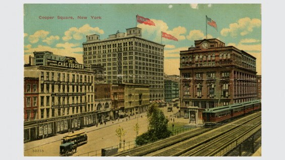 New York Postcard Collection