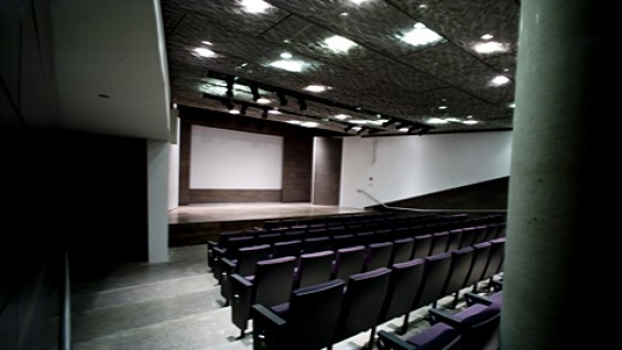 The Frederick P. Rose Auditorium
