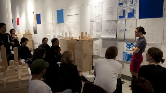 Architecture Critique in the Foundation Building