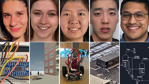 Senior Snapshots: Engineering