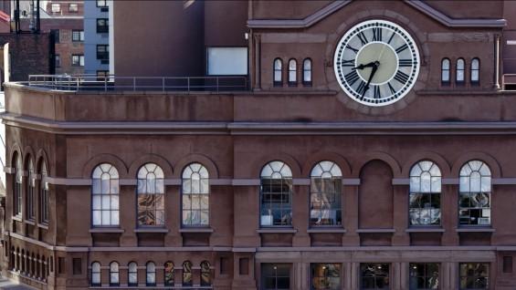 Cooper Union Exterior Foundation Building