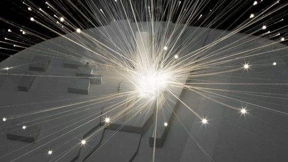 """""""Stargazer,"""" Wolff's thesis project at Harvard GSD."""