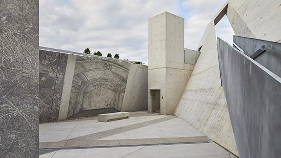 Studio Libeskind, National Holocaust Monument, Ottawa, 2017