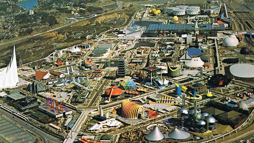 Online Exhibition | Stanley Prowler: Expo '70