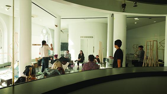 Foundation Building: Art Foundation Classrooms