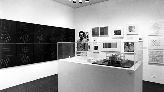 Education of an Architect: A Point of View | 1972, Museum of Modern Art