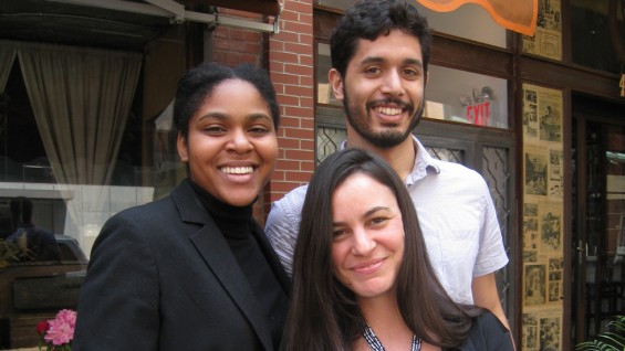 2010 William Cooper Mack Thesis Fellowship Recipients