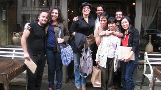 2010 William Cooper Mack Thesis Fellowship Recipients