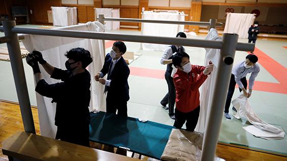 Photo credit: Issei Kato, Reuters