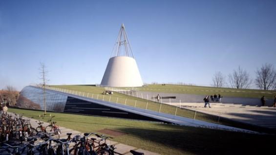 TU Delft library, Delft Netherlands