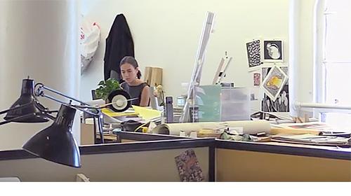 In the Architecture Studio with Risako