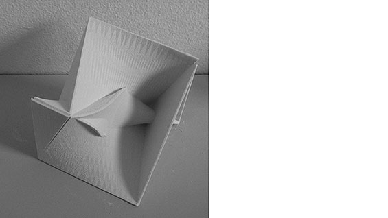 Digital design by architecture students Rolando Vega and Daniel Wills
