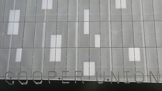 Cooper Union Exterior
