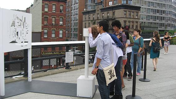 Summer art program NYC - field trips