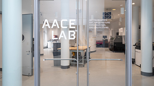 Inside the New AACE Lab