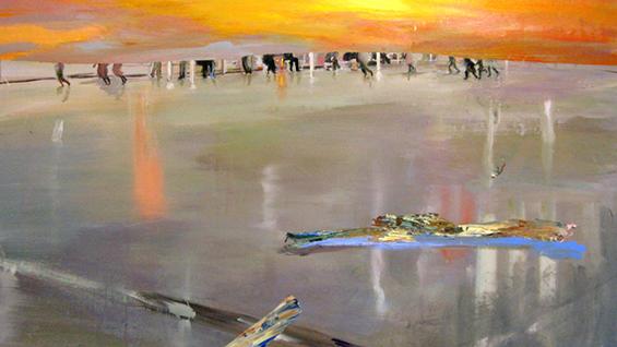 Acrylic Painting with Judith Simonian