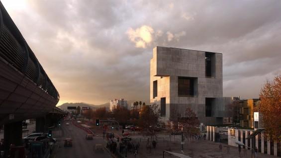 UC Innovation Center – Anacleto Angelini. Universidad Católica de Chile, Santiago, Chile, 2014. Photo courtesy of Nina Vidic.