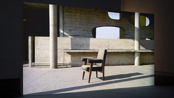 'Provenance' (installation view) by Amie Siegel