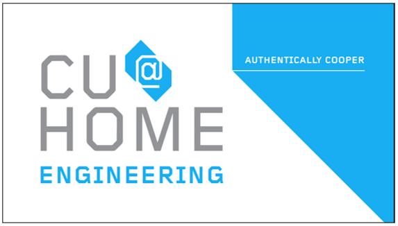 CU@Home logo