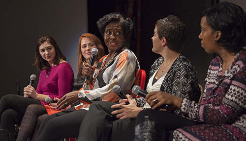 Panel Discusses Obstacles to Diversity in STEM Fields