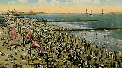 Online Exhibition   New York City Beaches