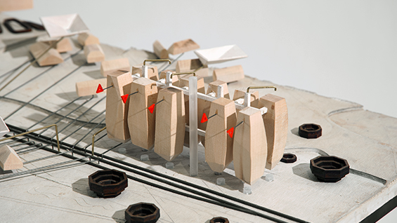 Daniel Wills, Instrumental Landscapes, Thesis 2011-12