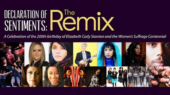 Declaration of Sentiments: The Remix poster