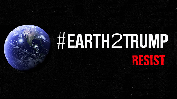 Earth2Trump poster