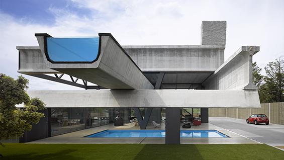 Ensamble Studio, Hemeroscopium House, Madrid. Image: Roland Halbe, 2008.
