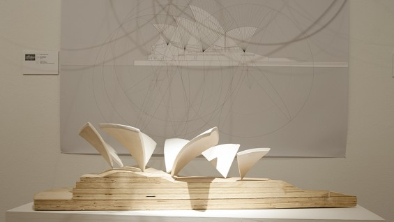 Analysis: Sydney Opera House, Ricardo Escutia, Design III, Fall 2008
