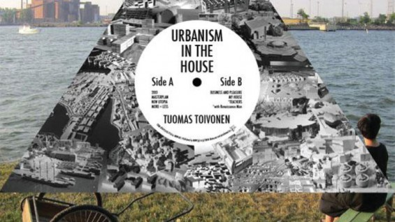 Tuomas Toivonen, NOW for Architecture and Urbanism