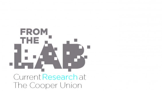 From the Lab -- Current Research at Cooper Union