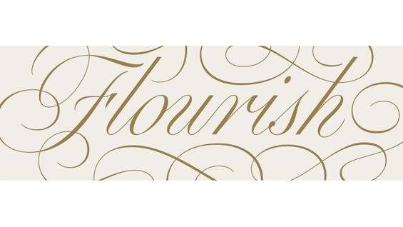Flourished Script Lettering Class New York