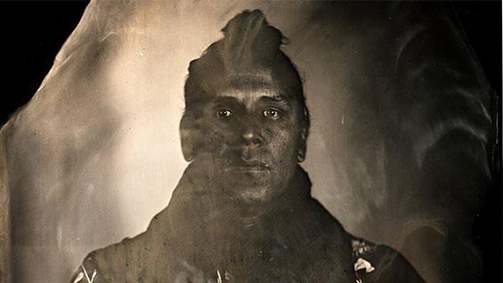 Portrait by Will Wilson