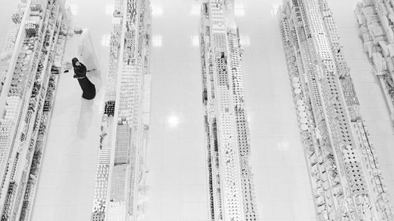 Shopping mall, Ibri - Edward Grazda, 2005