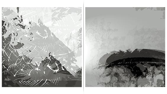 Summer 2019 portfolio project sample by Heather Artiga.