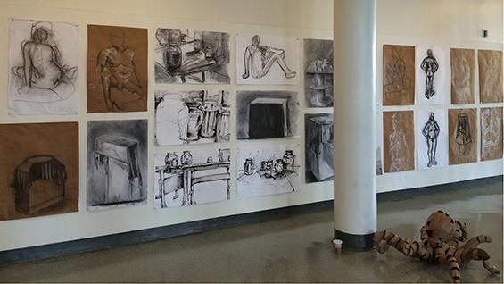 Pre College Summer Art Program Exhibition