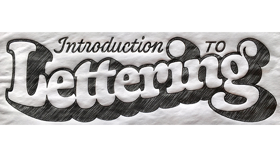 Introduction to Lettering Class NYC with Ken Barber