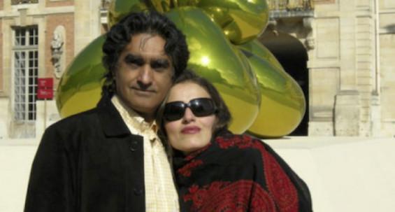 Karan Vafadari and Afarin Niasari.
