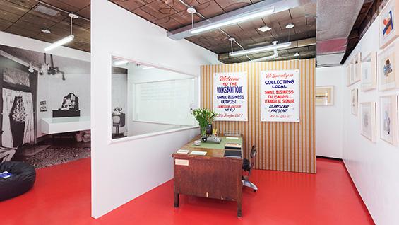 'Process 01: Joy,' exhibition view. Photo by Naho Kubota courtesy P!