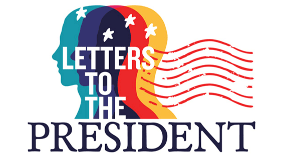 Letters to the President logo