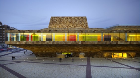 La Llotja theatre and conference centre, Lleida Spain