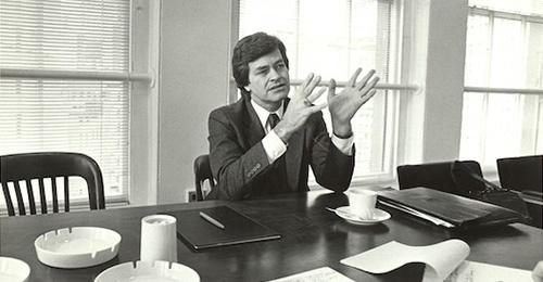In Memoriam: Bill N. Lacy, Cooper's Ninth President